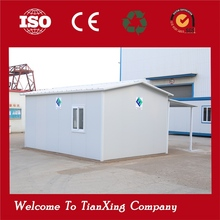 heat insulated mobile living high quality cheap container prefab house