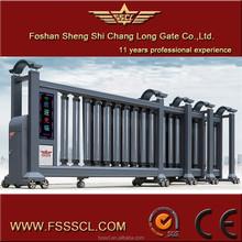 SSCL sliding gate design manufacturers --L 1401