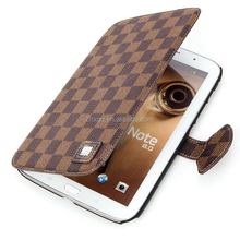 PU Leather Smart Stand Flip Case Cover for Samsung Galaxy Note 8 N5100 leather case