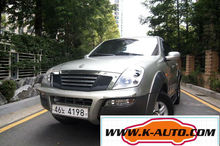 Ssangyong Used Rexton
