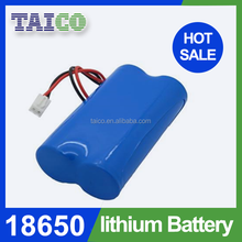 18650 Li-ion Battery 3.7v 4000mah Rechargeable Battery Pack for Eletric Toys
