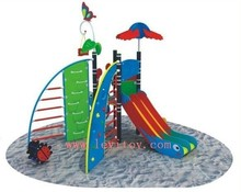 Kids outdoor climb for playground LY-103F