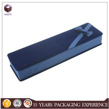 Custom rigid gift wrap box for pen