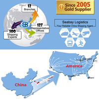 Drop Ship Shenzhen to Jackson