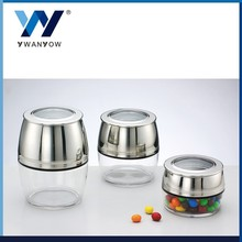 Taiwan stainless steel with acrylic jar