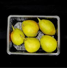 Top sales slide pet/pvc blister packaging for cake/egg/fruit