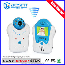 "manufacture of wireless baby camera security kit 1.8"" TFT LCD Two Ways Speak baby monitor best price BS-W213"