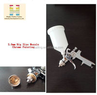 600CC Plastic Touch-Up HVLP H827 Italy Wall Paint Spray Gun