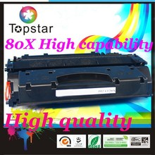 High capability 280X 80X CF280X Professional manufacturer in Zhuhai China * Compatible laser toner cartridge * toner kit