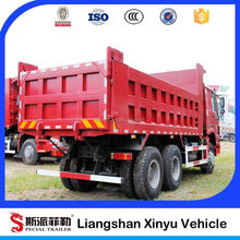 The best selling HOWO dump truck made in China for sale