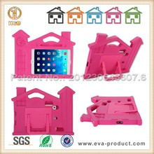 Little House Soft Kids Child Proof Stand Plastic Cover For iPad Mini