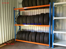 New arrival from China golden supplier military truck and vehicle used tire rack