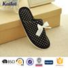 cheap sheepskin indoor slipper for woman