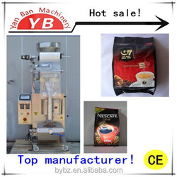 YB-300K Automatic 500g Coffee/Sugar Filling and Packing Machine