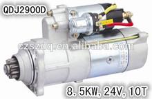 Qdj2900d motor de arranque
