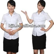 New workwear shirt white fabric for fabric importers in dubai