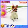 3D Enamel Pet Dog Charm Dog Collar Pendant #18430