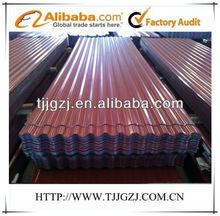 prepainted metal roofing/prepaitned steel meta roofing sheet