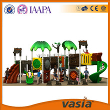 Outdoor equipment for children of the primeval forest series at pre-school,shopping mall all of the world