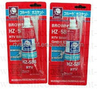 RTV silicone sealant, Red silicone gasket