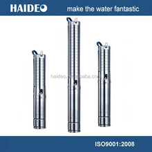 single stage single suction centrifugal submersible pumps