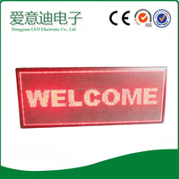 Led signage for truck made in China