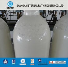 ISO9809/TPED/DOT Seamless Steel Gas Cylinder,Chlorine Gas Cylinder,Oxygen Cylinder Price