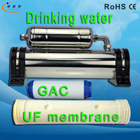 Countertop water filter / UF water filter/stainless steel water filter