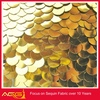 The hot sale top 100 design 100% polyester pretty hot sale glitter sequin fabric girly fabric