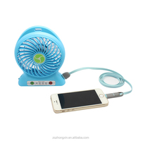 cool sumamer battery fan,cool travle portable fan,Power bank charger fan