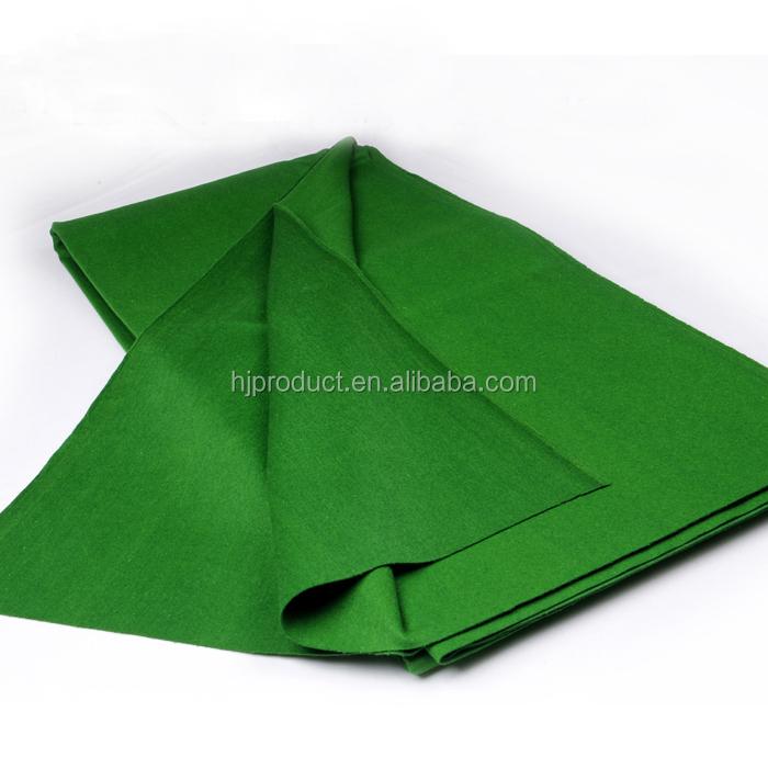 Pool Table Cloth Vs Felt: Wholesale Pool Table Felt Billiard Cloth, Green