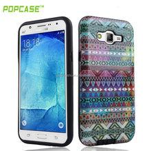 For Samsung J7 rubber plastic case