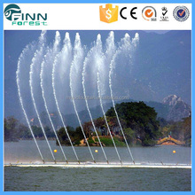 guangzhou factory supply government project lake fountain dancing fountain musical 3d fountain
