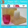 High quality custom silicone rapid prototype toy shell