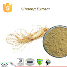 High blood pressure medicines 10% 80% total ginsenosides Panax ginseng extract powder