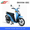 350W mini battery power electric scooter with EEC