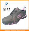 WOMEN composite toe nubuck leather safety shoes/casual shoes SNN4513