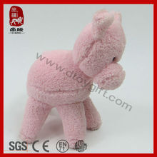 Soft toys plush pink pig