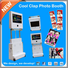 Amusement Equipment 3D Photo Studio