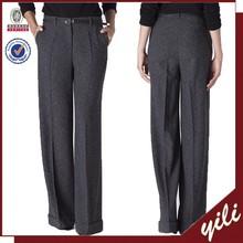 2015 new design hot sell women neoprene long pants
