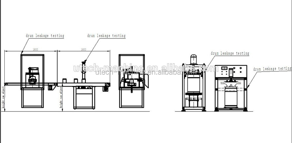 fully automatic bottle mouth cutting machine