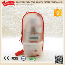 EN71 approved fashional kids pen zipper EVA bag