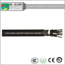 Hybrid power&pure electric vehicles high voltage power cable XLPE/TPE Insulated Wire