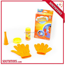 magic bouncing bubbles activity kit juggle bubbles with glove as seen on tv 2014/2015,can OEM according to your package design
