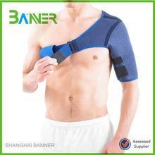 Top selling breathable neoprene magnetic shoulder support