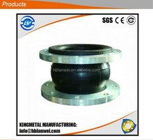 Flexible Single Ball Rubber Joint manufacturer