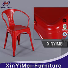 factory supplying cheap metal chairs with high quality