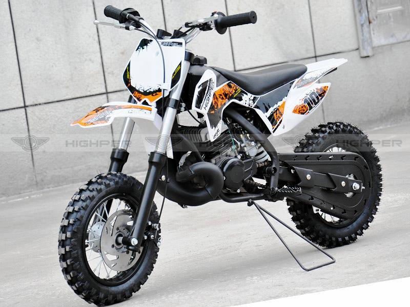 50cc 2 stroke kick start gas powered mini kids pit bike. Black Bedroom Furniture Sets. Home Design Ideas