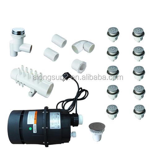 Ap400 V2 400w Whirlpool Spa Tub Air Blower Hot Tub Kit