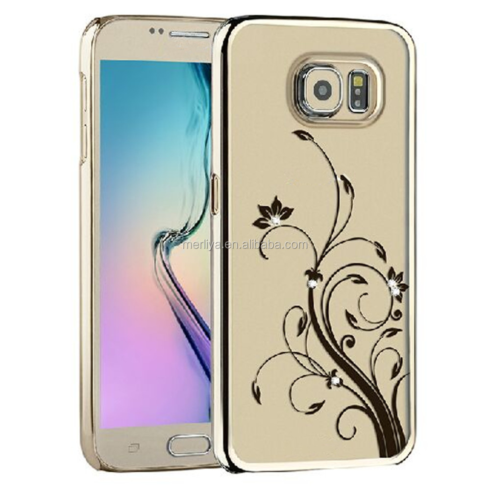 Gold Chrome Plating Gold Chrome Plated Back Clear